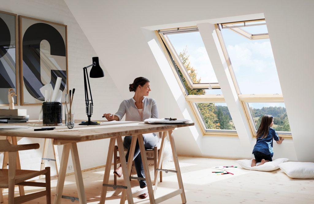 Velux Dachfenster, Partner der Engelhardt Dach & Wand GmbH