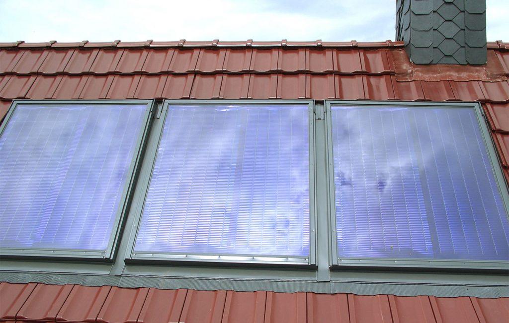 Installation von Fotovoltaikanlagen durch die Engelhardt Dach & Wand GmbH