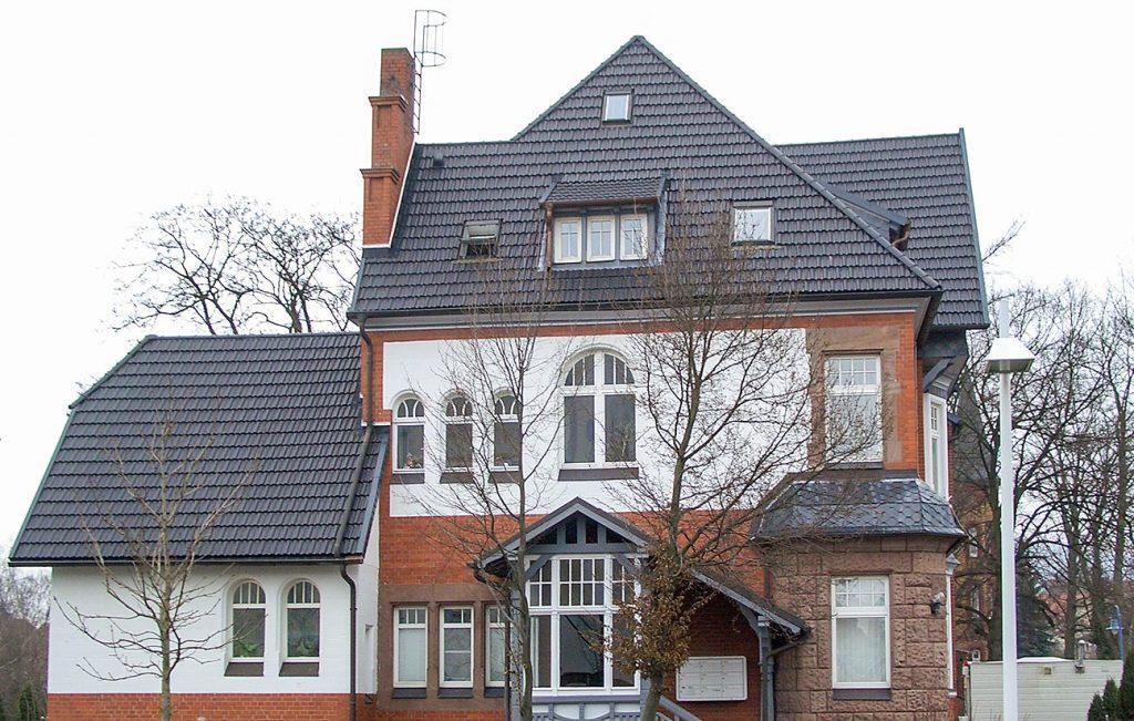 Steildach, Arbeit der Engelhardt Dach & Wand GmbH