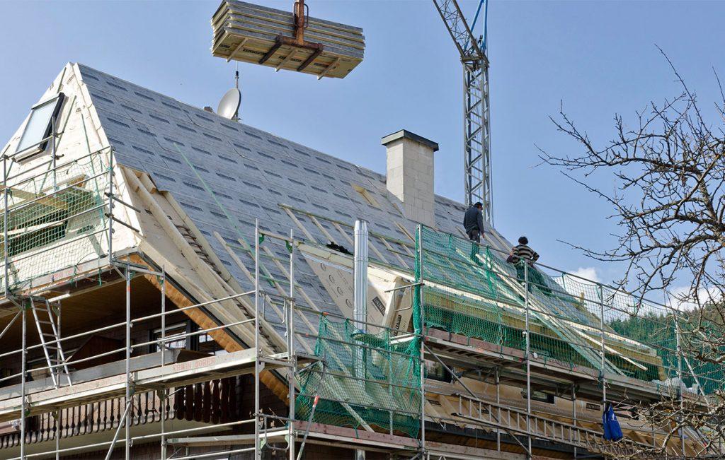 LINITHERM Aufdachdämmung von Linzmeier, Partner der Engelhardt Dach & Wand GmbH