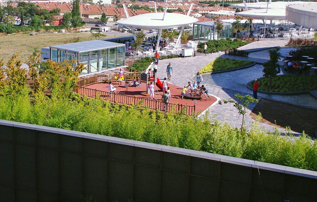 Dachbegrünung durch die Engelhardt Dach & Wand GmbH
