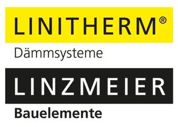 Logo der Linzmeier Bauelemente GmbH, Partner der Engelhardt Dach & Wand GmbH